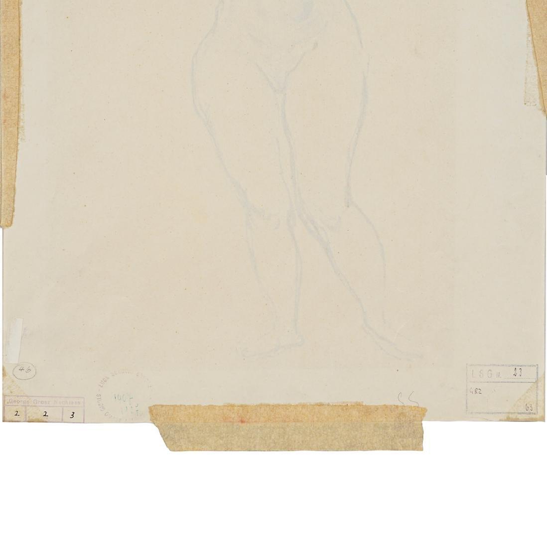 George Grosz Berlino 1893 - 1959 27.9x19.9 cm. - 5