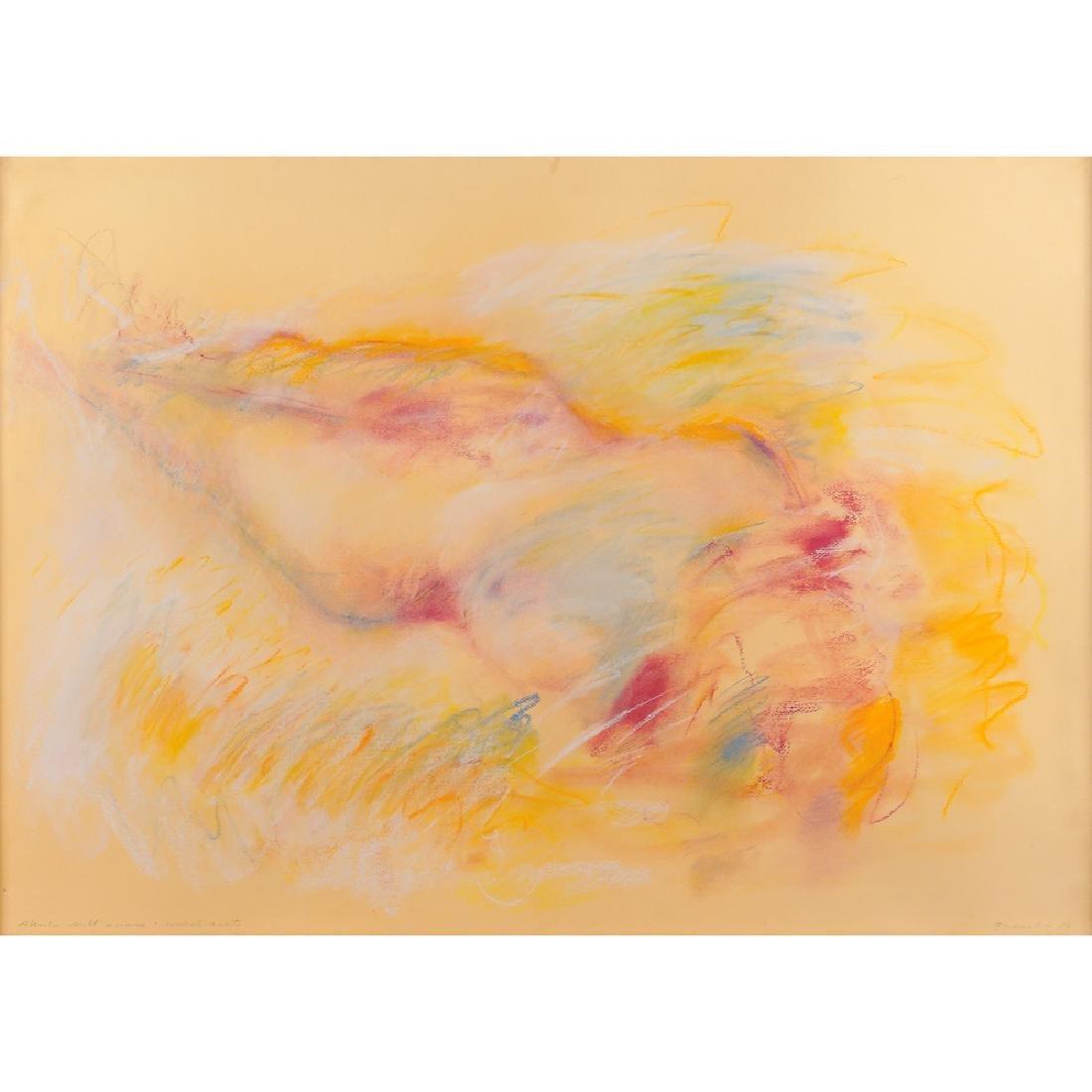 Maril— Eustachio Merano 1934 70x100 cm.