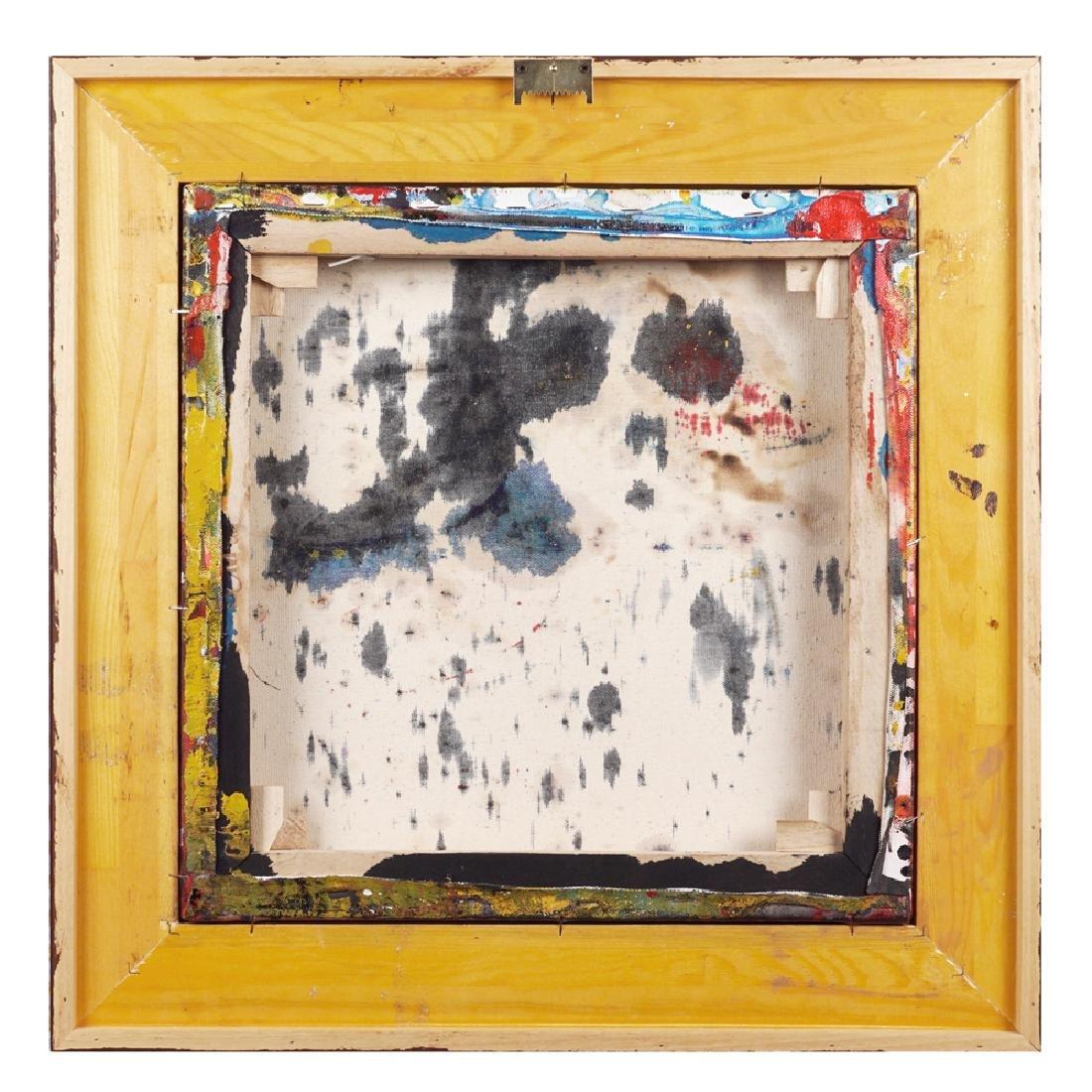 Bob Money Stoccarda 1965 40x40 cm. - 2