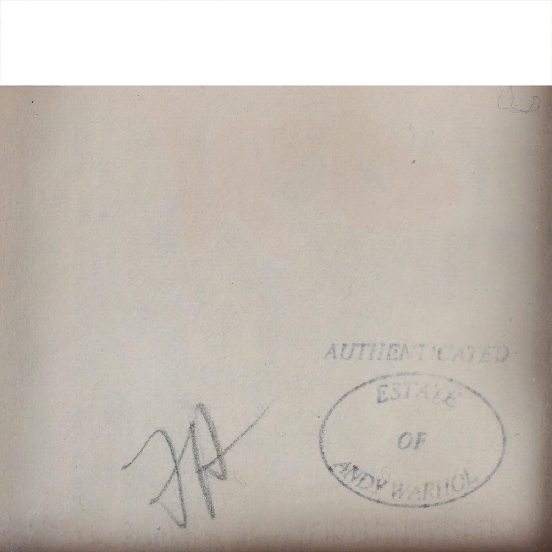 Andy Warhol Pittsburgh 1928 1928 - New York 1987 - 2