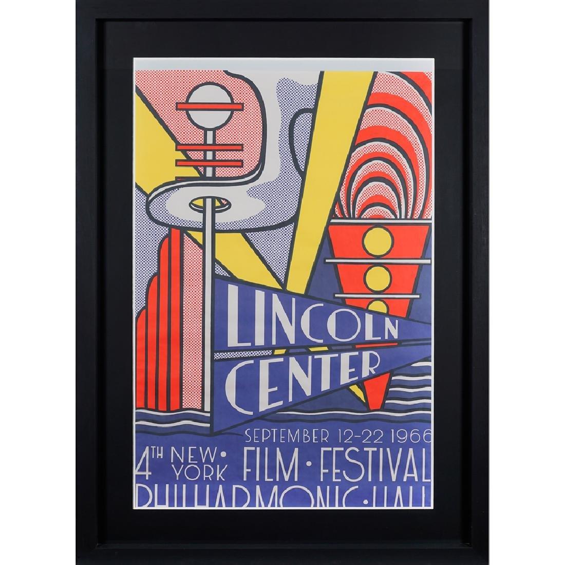 Roy Lichtenstein New York 1923 - 1997 114,3x75,3 cm.