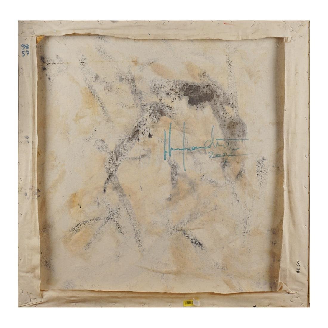 Silvio Formichetti Pratola Peligna 1969 100x100 cm. - 2