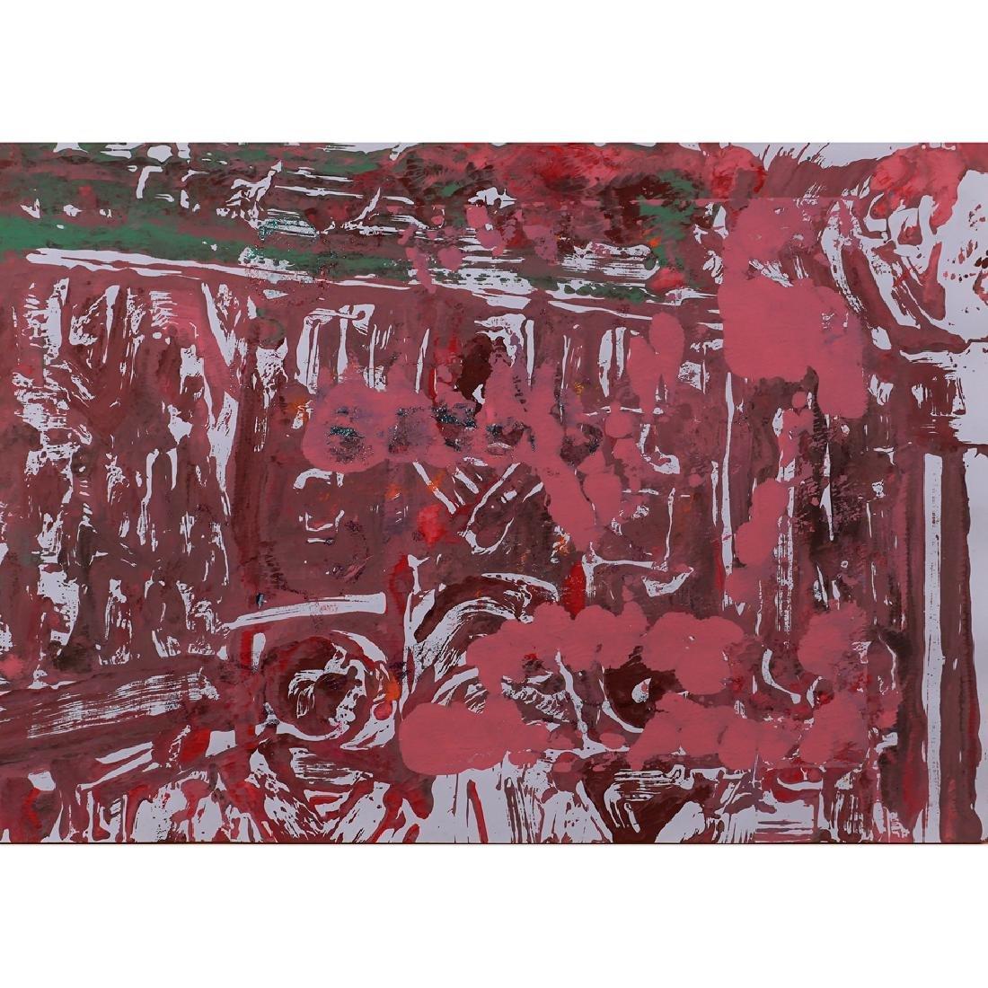 Gian Paolo Berto Rovigo 1940 50x70 cm.