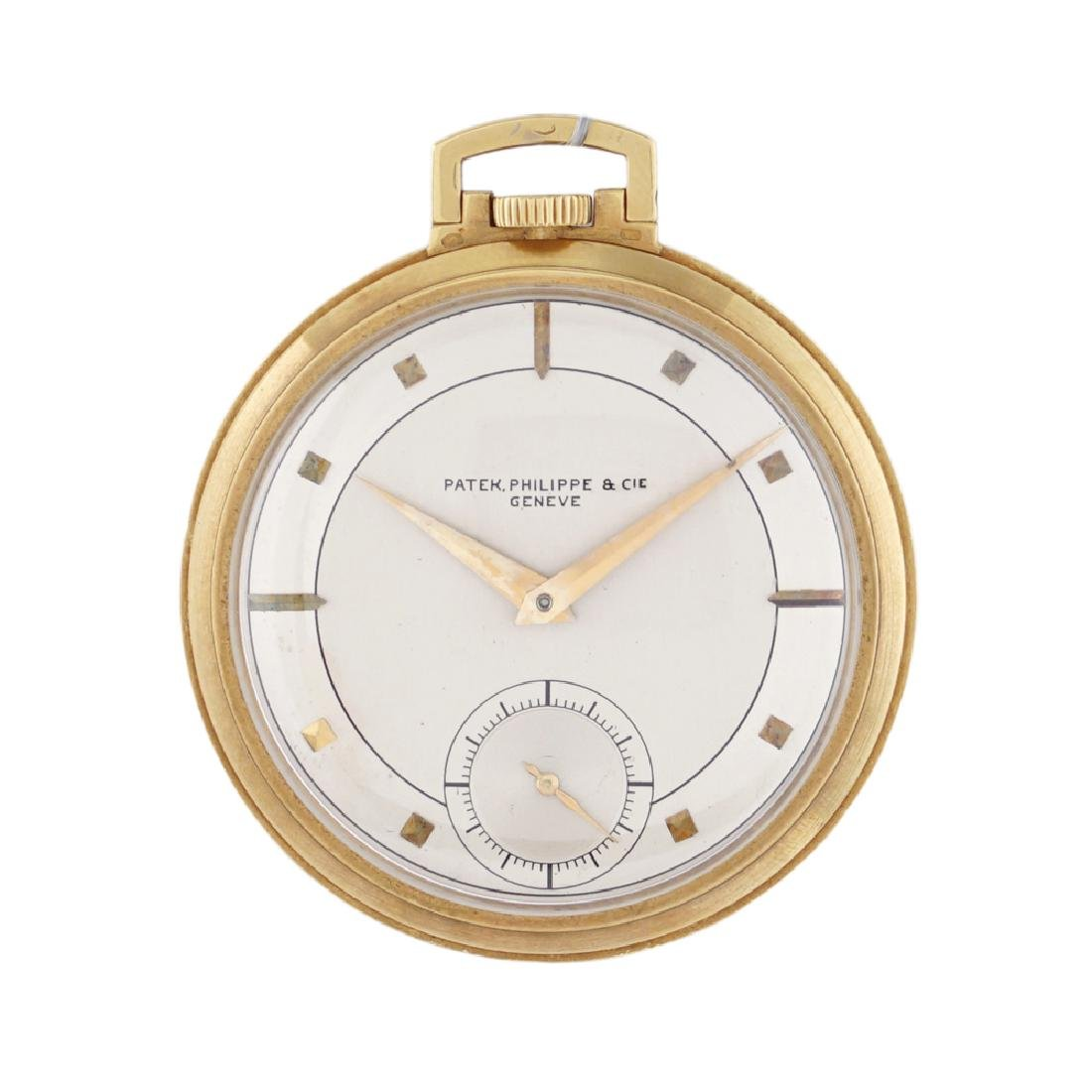 Patek Philippe & Cie, pocket watch '60ies circa peso 54