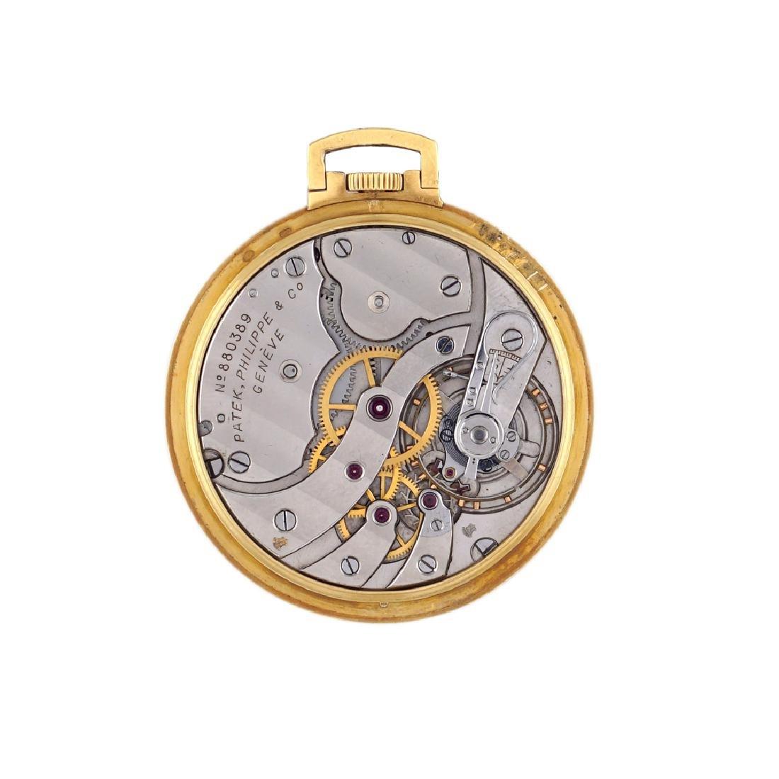 Patek Philippe & Cie, pocket watch '60ies circa peso 54 - 2