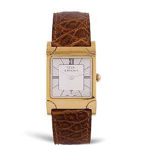 Enigma by Gianni Bulgari Spyder III wristwatch