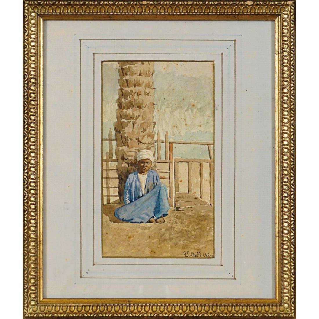 Orientalist painter