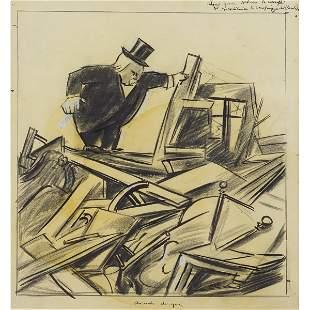 Mario Sironi Sassari 1885 Milano 1961 436x40 cm