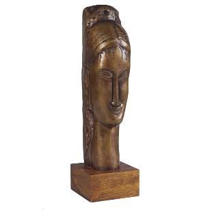 Amedeo Modigliani after 20th century h 41 cm