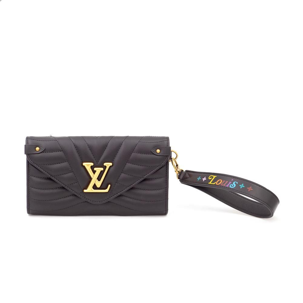 Louis Vuitton, New Wave collection long wallet