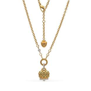 Chantecler Campanelle collection necklace with pendant