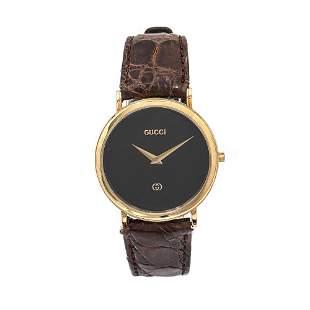 Gucci Crest collection wrist watch weight 253 gr