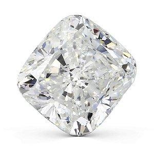 Cushion cut loose diamond 4,01 ct