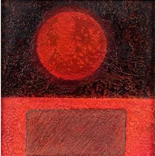 Lucilla Caporilli Ferro Roma 1965 - 2013 20x20 cm.