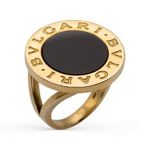 Bulgari BB BIG collection, ring 2000s weight 15,7 gr.