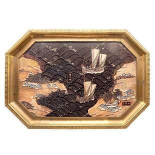Paul-Charles Sormani France, early 20th century 3x48x34
