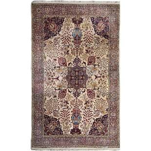 Persian carpet 20th century 295x185cm.