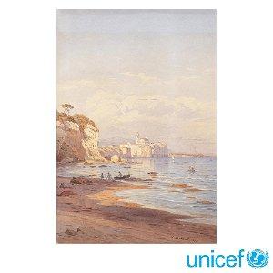 Salomon Corrodi Frascati 1844 - Roma 1905 39,5x27,5 cm.