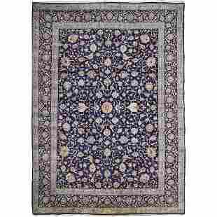 Kashan carpet Persia, 20th century 366x280 cm.