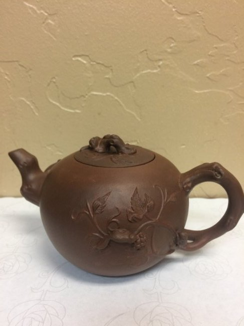 Chinese Clay Tea Pot