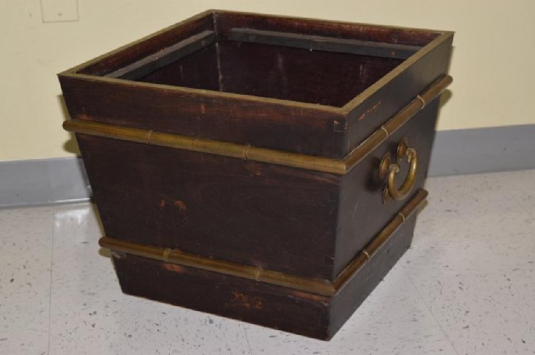 Chinese Rosewood Ice Box