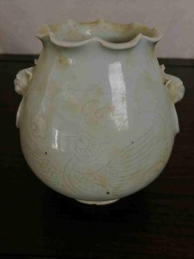 A Chinese old porcelain