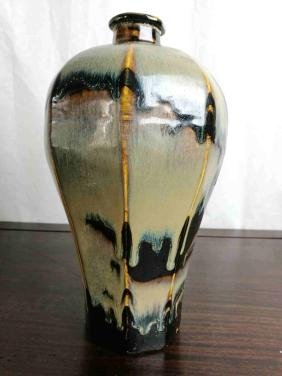 A Chinese old vase
