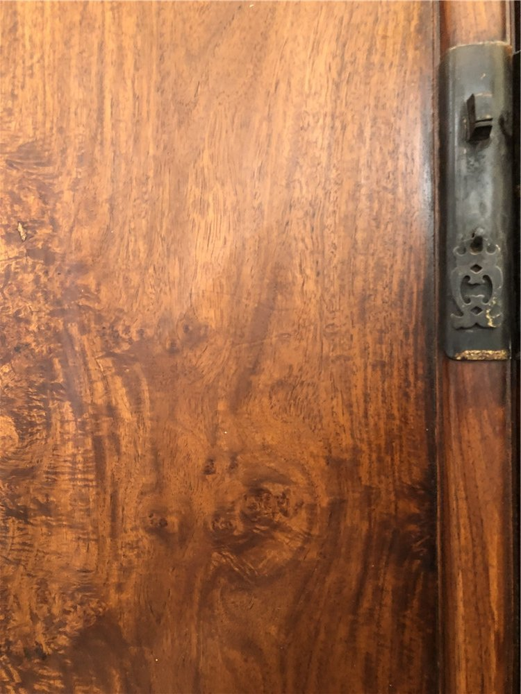 """Chinese wooden compound cabinet, 70""""h - 10"""