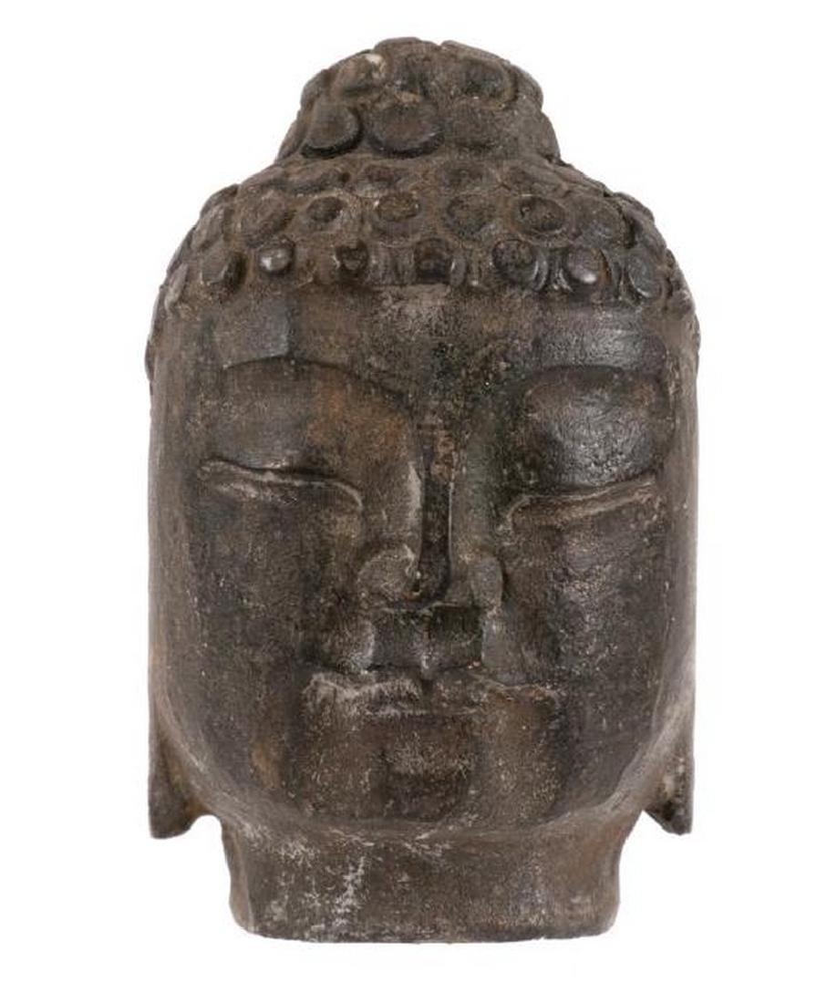 buddha head H: 5 inches, probability from Qing Dynasty