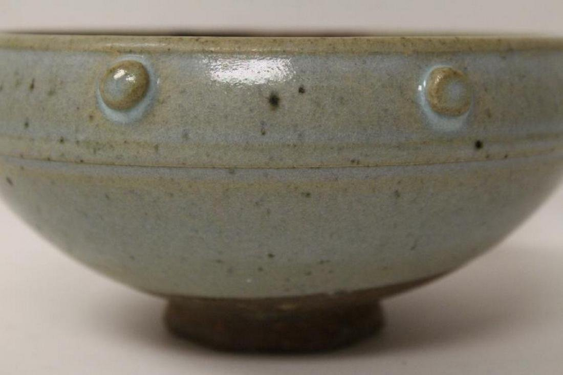 A Song style porcelain water basin - 3