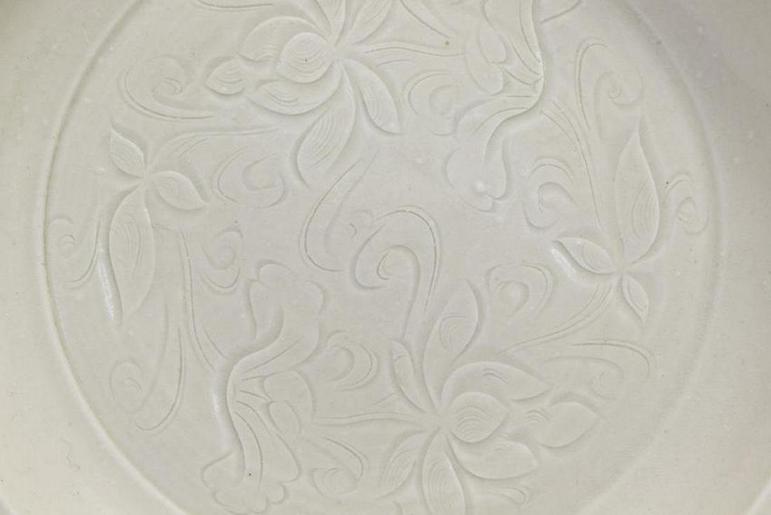 Chinese Ting Ware Plate - 2