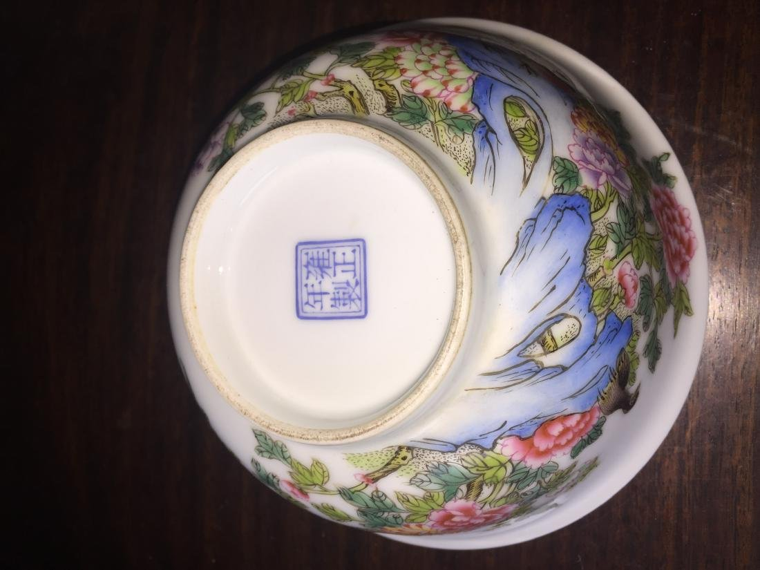 A fine Chinese white bowl - 3