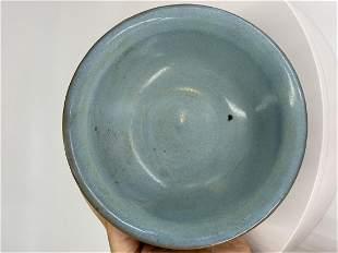 Song Dynasty Ru Kiln Celadon Bowl
