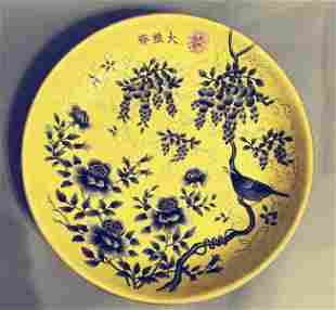 Chinese late of Qing Dynasty Dayazhai Mark porcelain