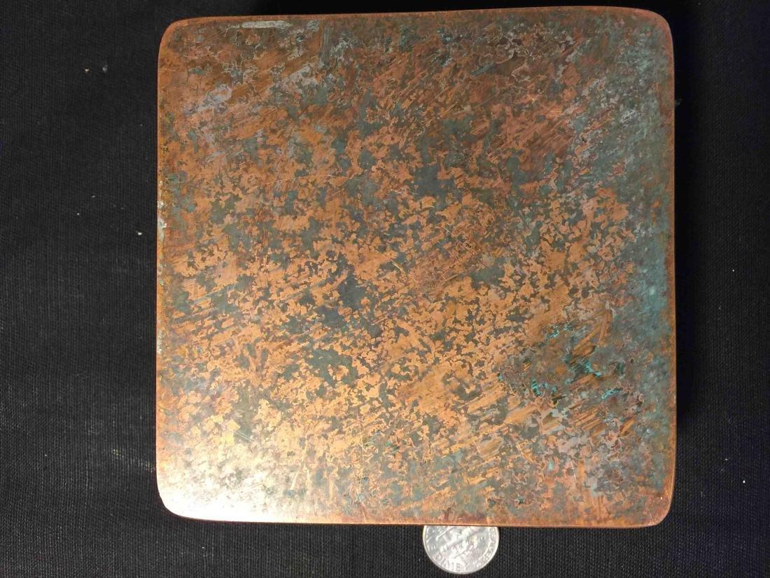 Copper ink box - 3