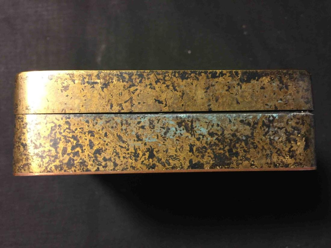 Copper ink box - 5
