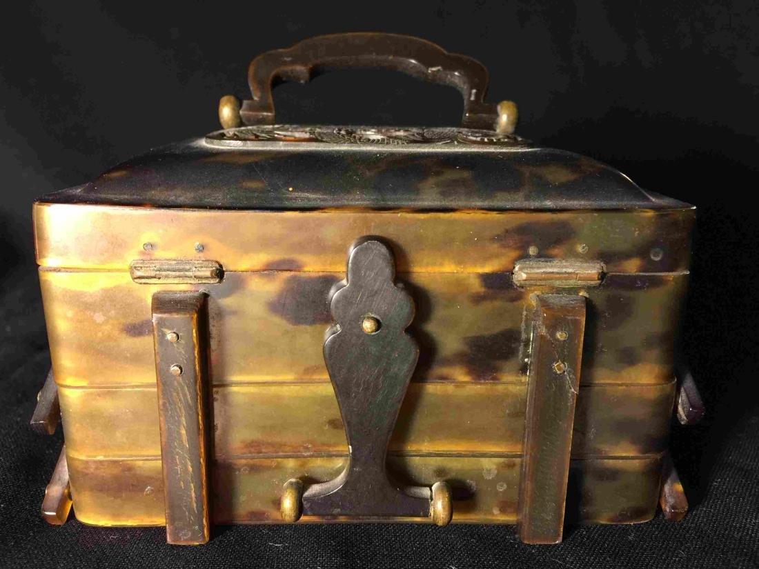 Hawksbill rare box