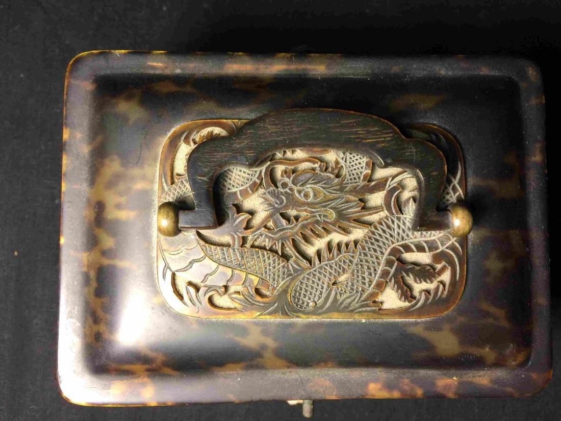 Hawksbill rare box - 2