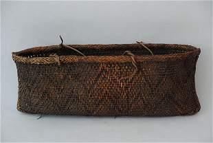 Large New Guinea Adelbert Range Basket