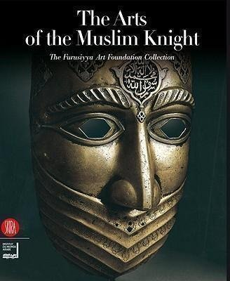 "WARRIOR MASK COVER PAGE ""THE ARTS OF MUSLIM KNIGHT"""