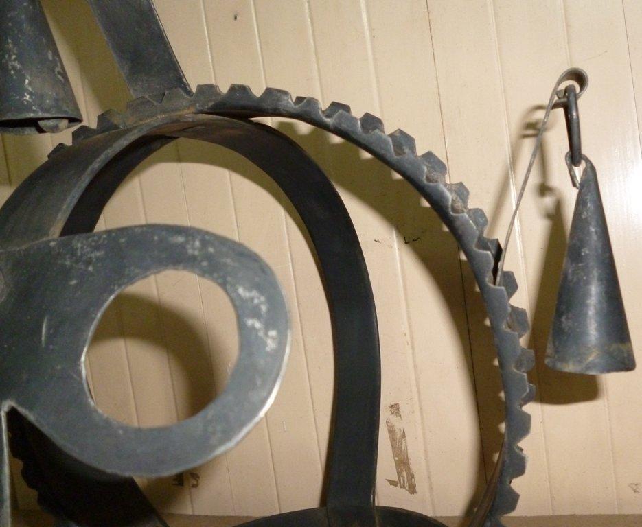 BRANK SCOLDS BRIDLE SHAME HELMET STEEL TORTURE SLAVES - 3