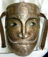 ANTI. PERSIAN WARRIOR BATTLE FACE MASK ARABIC