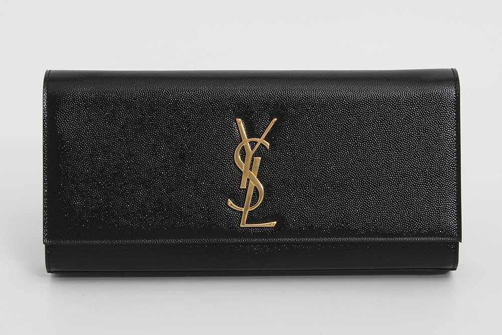 SAINT LAURENT edle Clutch. NP. ca.: 800,-€.