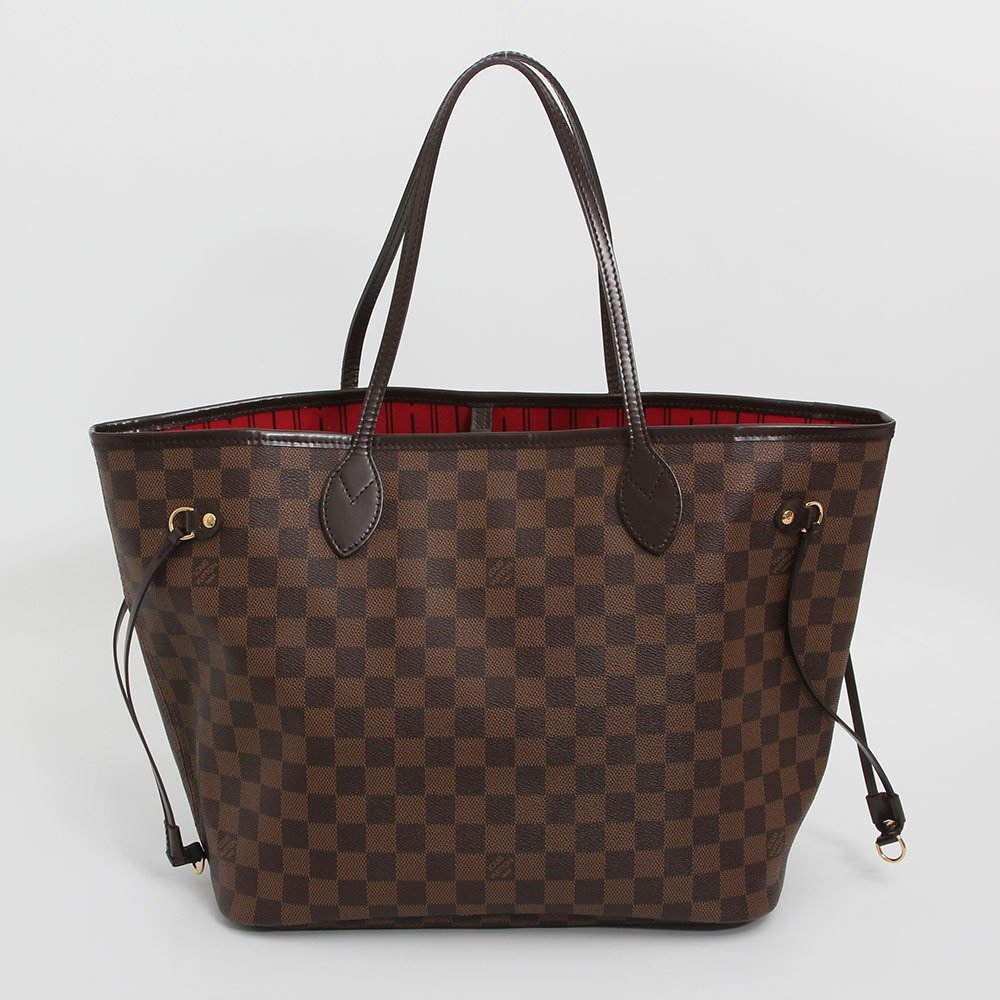 "LOUIS VUITTON beliebte Shoppertasche ""NEVERFULL MM"""