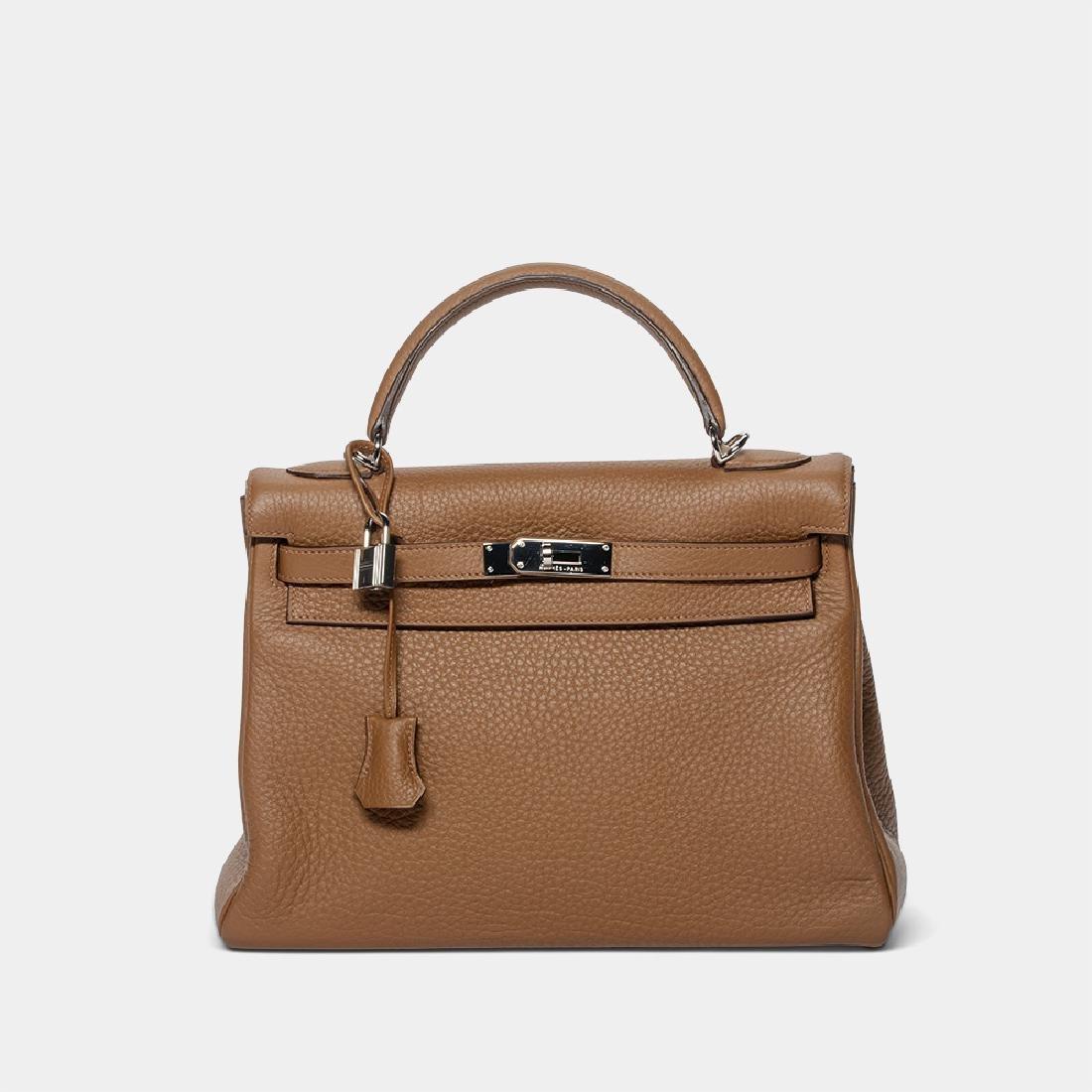 "HERMÈS beliebte Stil-Ikonen Handtasche ""RETOURNE KELLY"