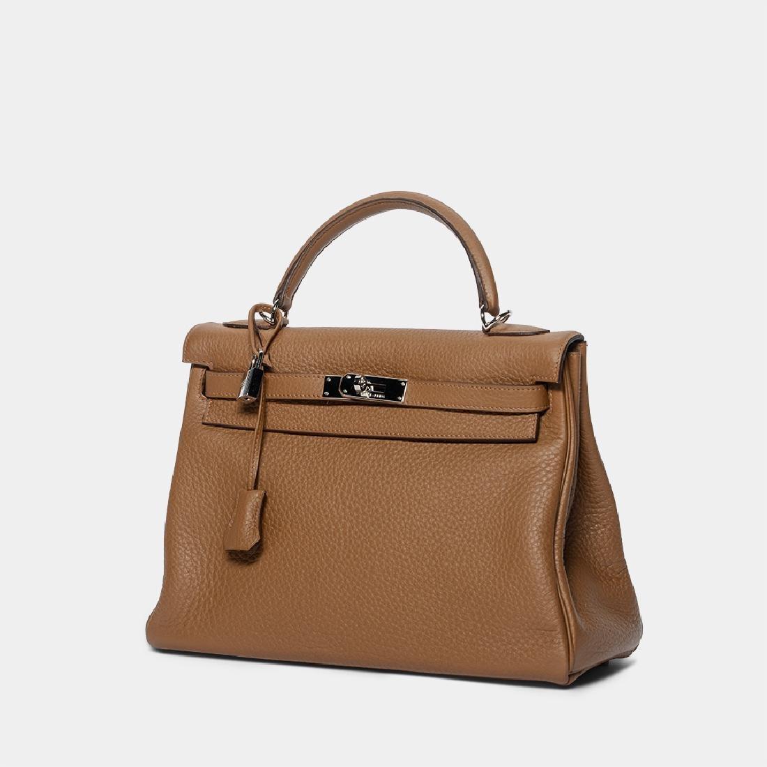 "HERMÈS beliebte Stil-Ikonen Handtasche ""RETOURNE KELLY - 3"