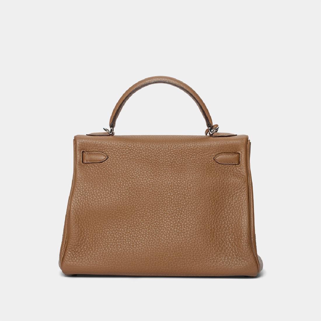 "HERMÈS beliebte Stil-Ikonen Handtasche ""RETOURNE KELLY - 4"