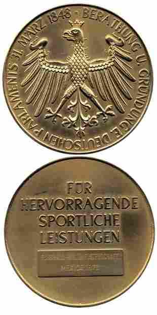 1005: World Cup 1970. Medal of Honour German Team
