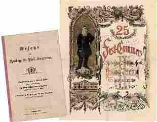 1009: German Football 1862. Founding of a German club