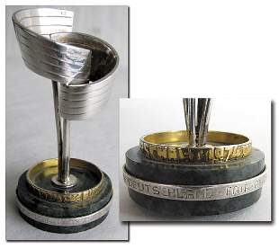 7005: World Cup 1974. Official Fairplay Trophy